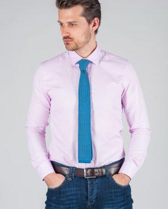 Мужская рубашка розового цвета Арт.:6-005-3