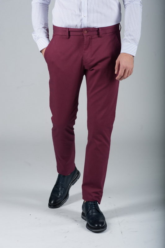 Яркие мужские брюки. Арт.:6-273-2