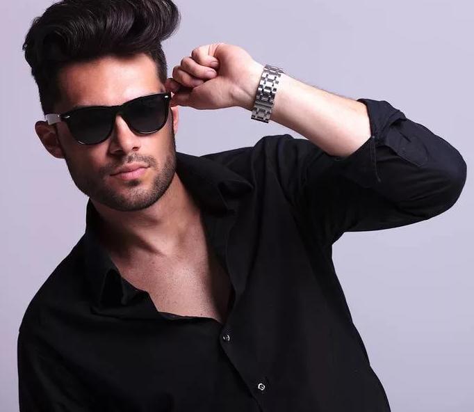Летняя мужская одежда в стиле smart casual