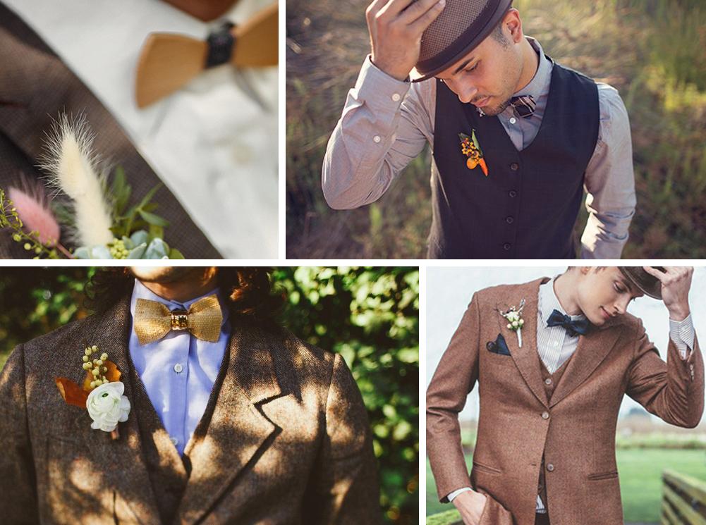 Стиль рустик в мужской одежде