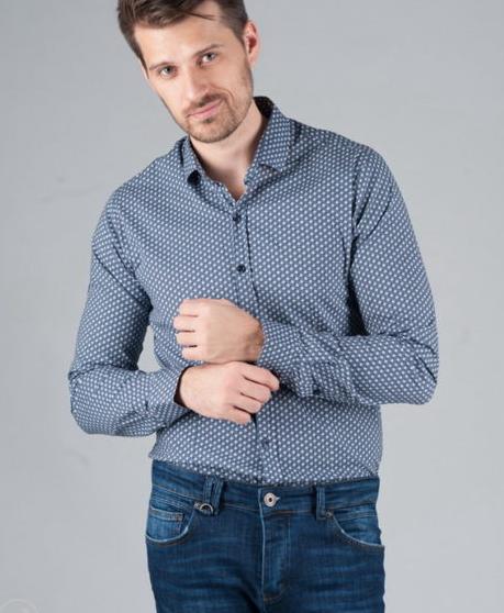 Цветотипы в мужской одежде