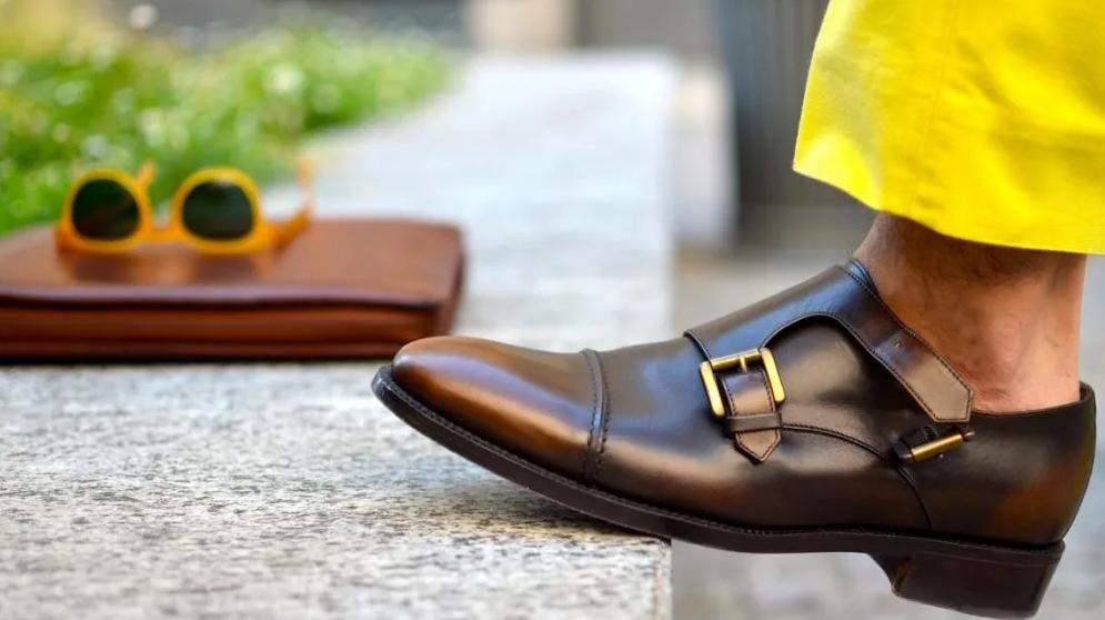 Виды классической мужской обуви: история появления и особенности