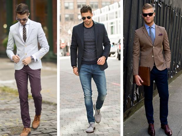 Сочетания цветов в одежде для мужчин: правила и рекомендации