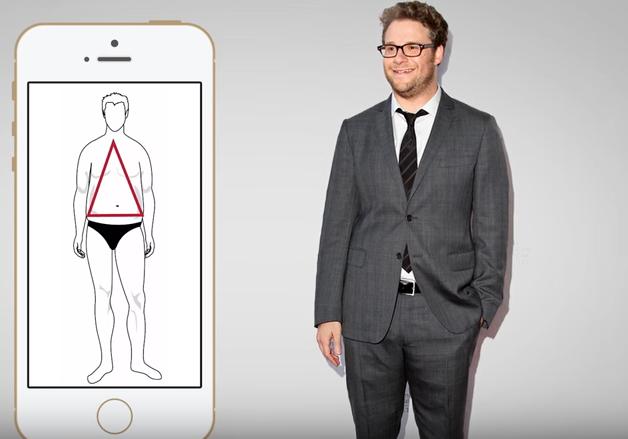 Как подобрать одежду по типу фигуры для мужчин?
