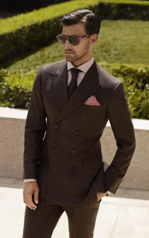 Виды мужского костюма: подробный обзор