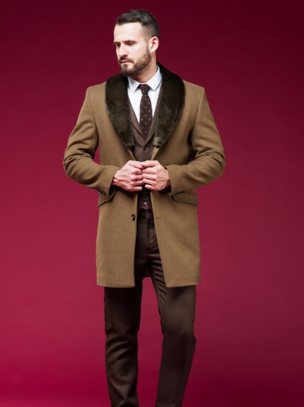 Чем так привлекательно пальто из кашемира?
