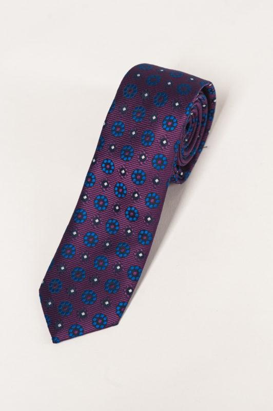 Комплект из галстука и платка. Арт.:10-05