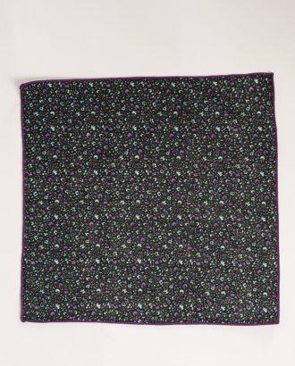 Нагрудный платок с мелким принтом. Арт.:11-09