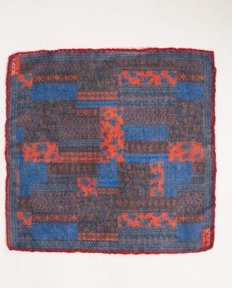 Нагрудный платок с орнаментом. Арт.:11-23