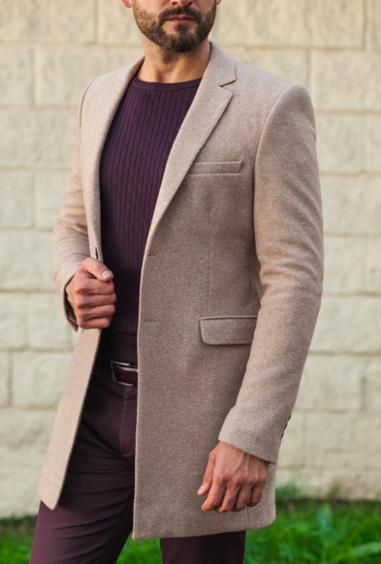 Цвет мужского пальто – как выбрать подходящий?