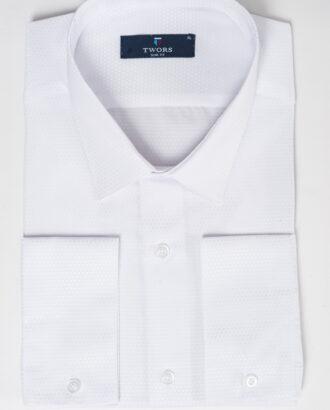 Базовая белая рубашка. Арт.:5-522-12