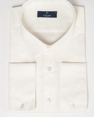 Белая рубашка с напылением. Арт.:5-521-12