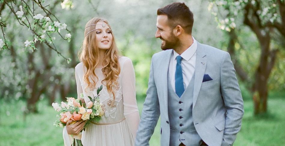 5 лучших советов жениху для выбора мужского костюма на свадьбу.