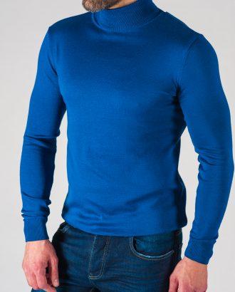 Мужская водолазка светло-синего цвета. Арт.:8-629-8