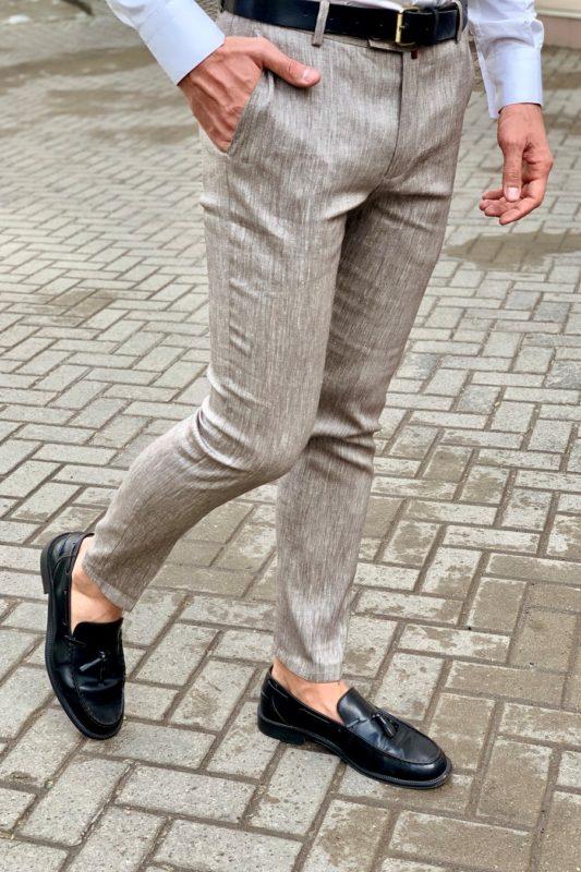Летние мужские брюки. Арт.:6-955-3