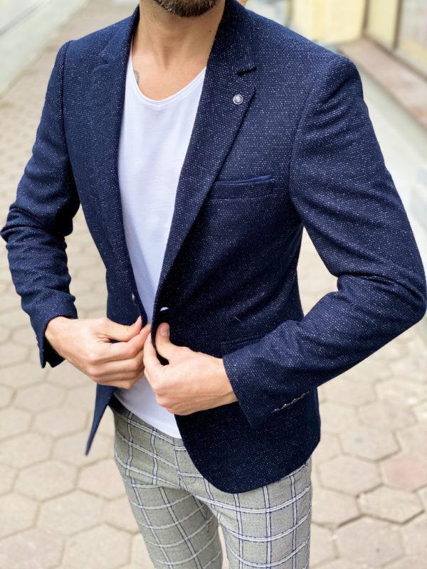 Мужской пиджак на каждый день. Арт.:2-1264-2