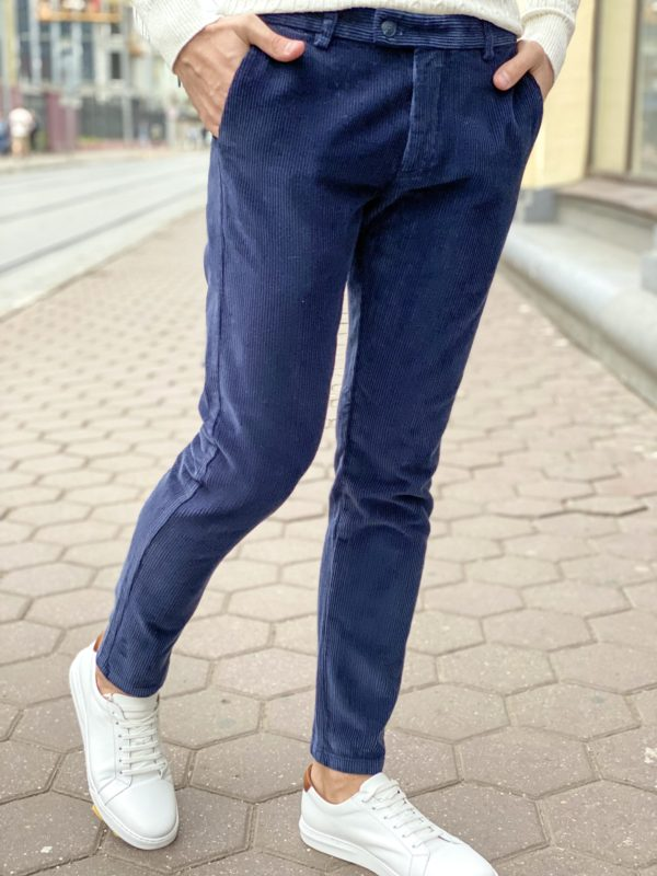 Стильные вельветовые брюки. Арт.: 6-1271-3