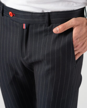 Стильные брюки в полоску. Арт.:6-1232-30