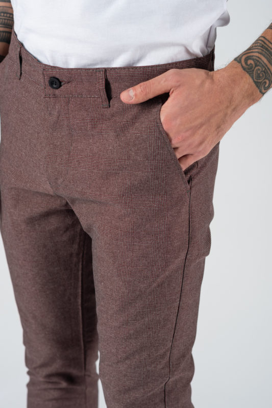 Легкие брюки чинос из хлопка. Арт.:6-1235-30
