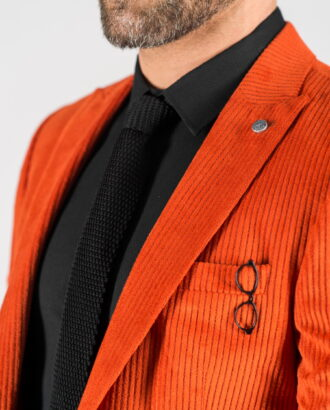 Мужской вельветовый пиджак. Арт.:2-1316-5