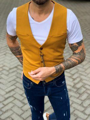 Мужская жилетка с джинсами. Гид по стилю.