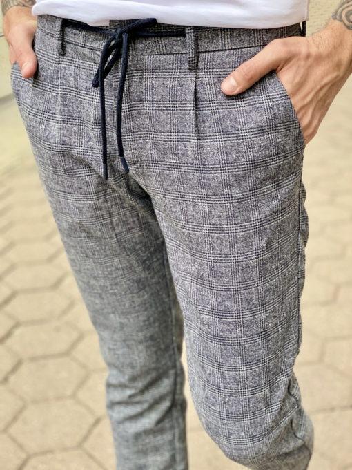 Мужские брюки в стиле кэжуал. Арт.:2-1630-2
