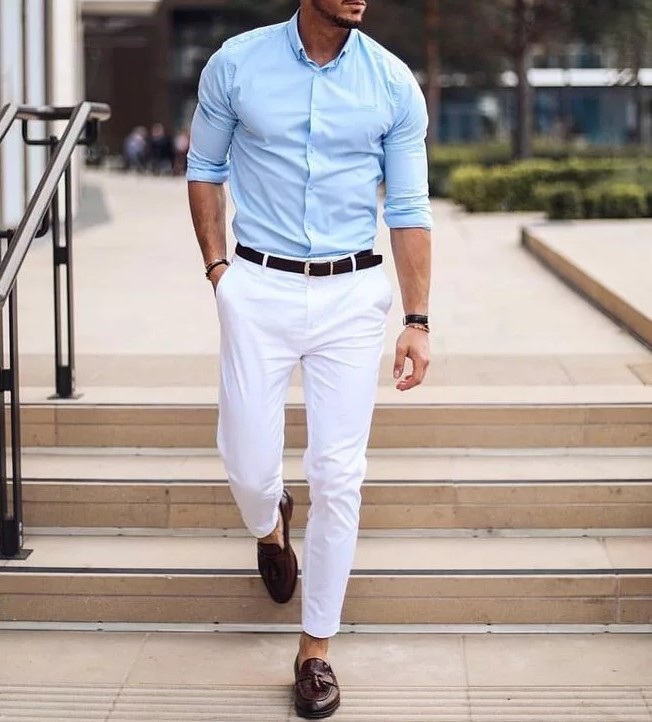 Какую одежду лучше всего носить летом