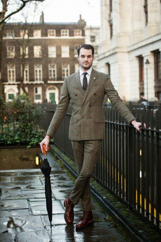 Как подобрать мужскую обувь под пиджак