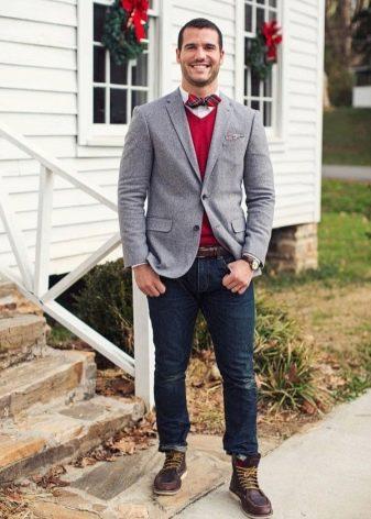 Мужской пиджак с джинсами как носить – рекомендации от экспертов
