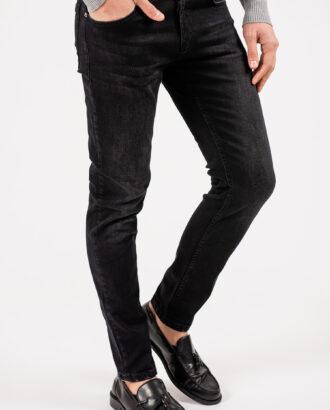 Чёрные мужские джинсы. Арт.:7-1919