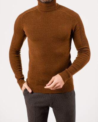 Водолазка коричневого цвета. Арт.:8-1938