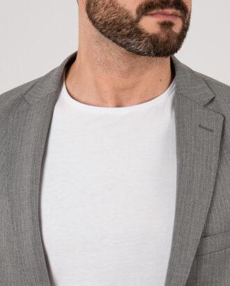 Базовый серый костюм. Арт.:4-2144-3