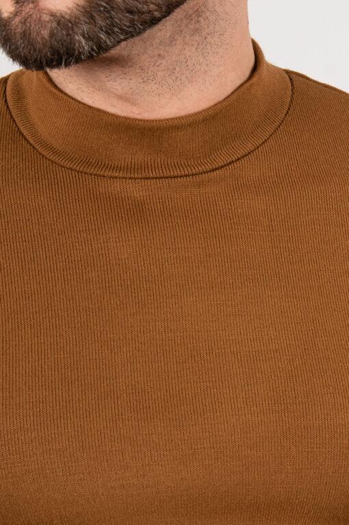 Водолазка горчичного цвета. Арт.:8-2158