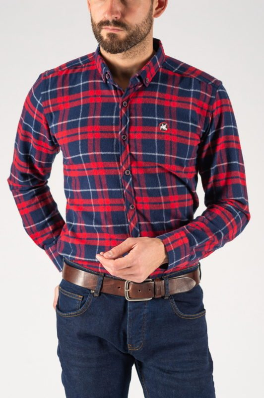 Топ молодежных мужских рубашек