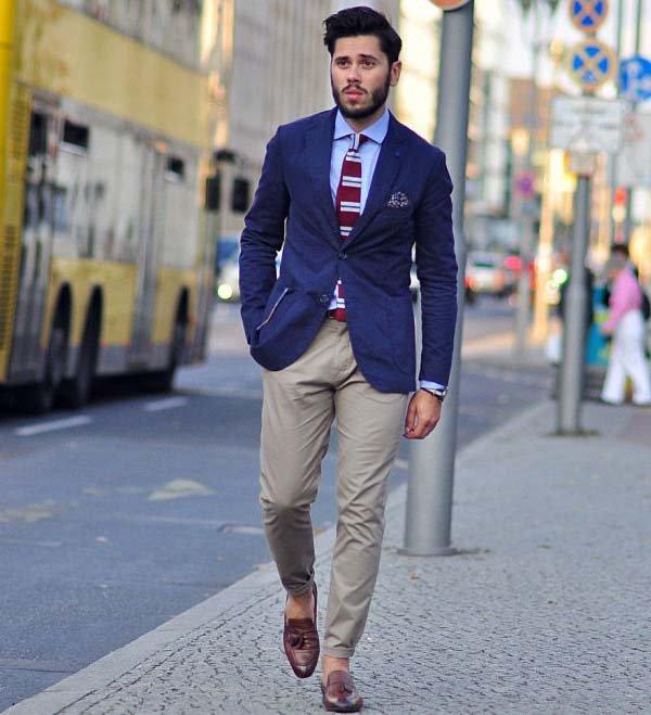 Smart casual для мужчин – несколько стильных луков
