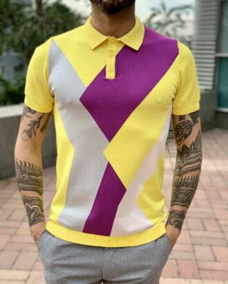 Мужская футболка – поло. Арт.: 2303