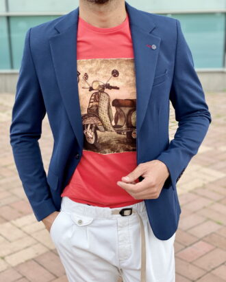 Приталенный пиджак. Арт.:2381