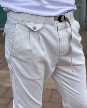 Стильные брюки на ремешке. Арт.:2375
