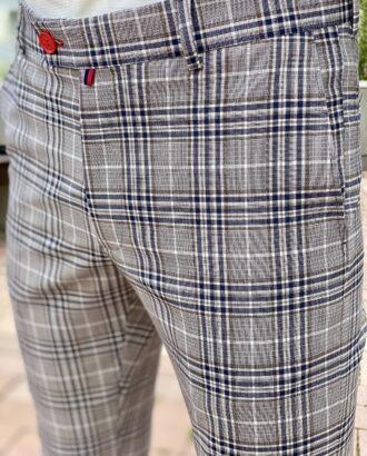 Серые брюки. Арт.:2386