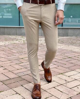 Зауженные брюки. Арт.:2387