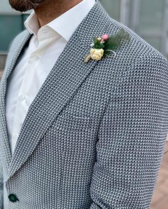 Зеленый пиджак.Арт.:2392