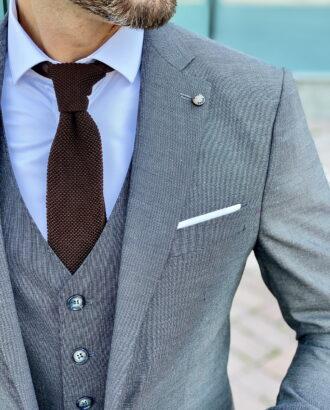 Классический мужской костюм-тройка. Арт.:2408
