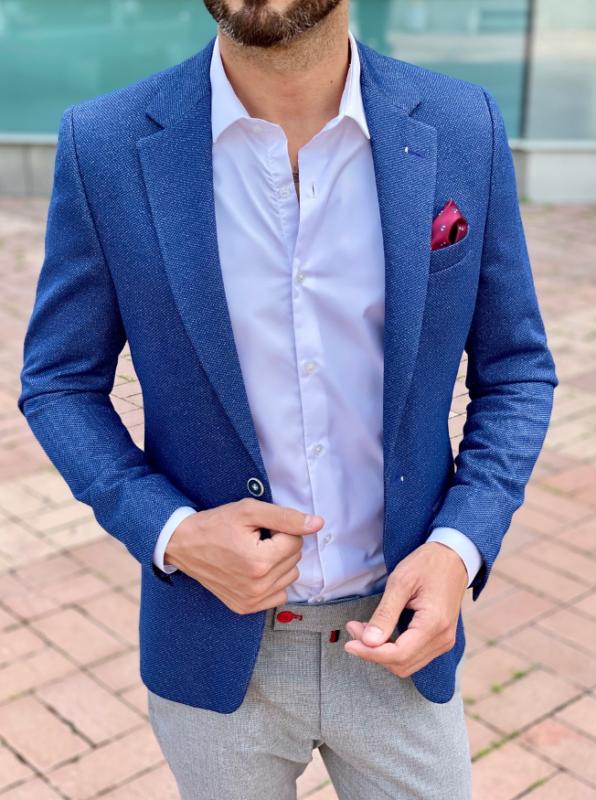 Модные луки для мужчин в стиле smart casual лето 2021